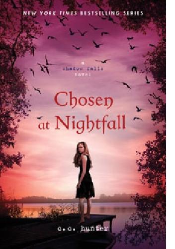 Okładka książki Chosen at Nightfall