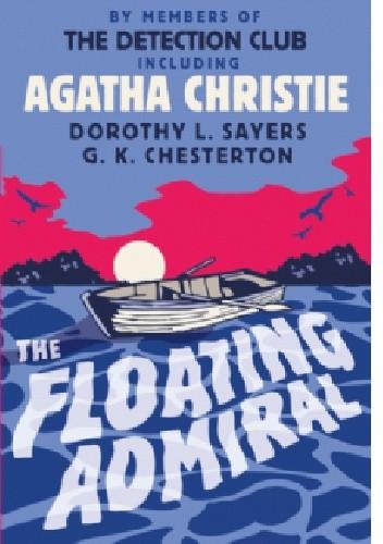 Okładka książki The Floating Admiral
