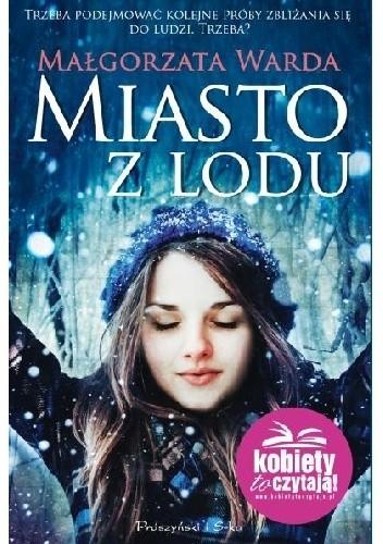 Okładka książki Miasto z lodu