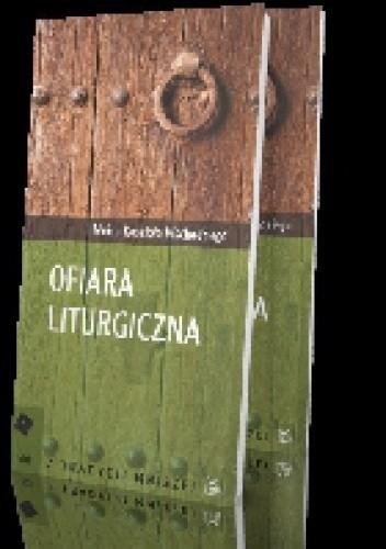 Okładka książki Ofiara liturgiczna