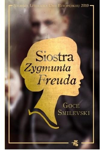 Okładka książki Siostra Zygmunta Freuda