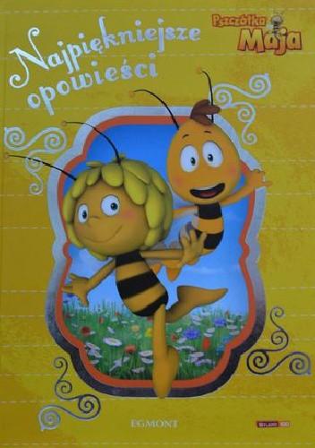 Okładka książki Najpiękniejsze opowieści. Pszczółka Maja