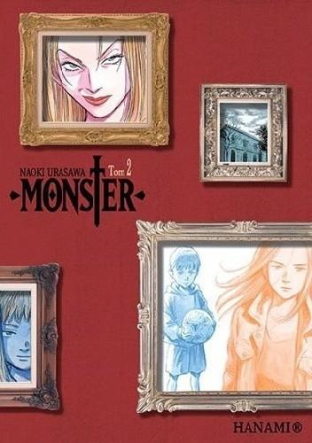 Okładka książki Monster #2