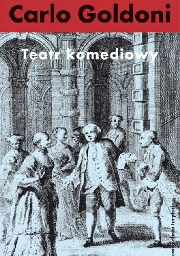 Okładka książki Teatr komediowy
