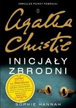 Okładka książki Inicjały zbrodni. Agatha Christie