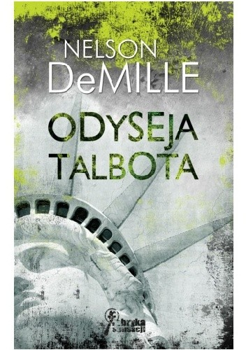 Okładka książki Odyseja Talbota