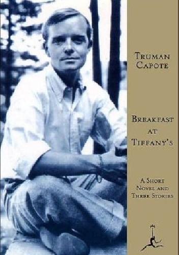 Okładka książki Breakfast at Tiffany's. A short novel and three stories
