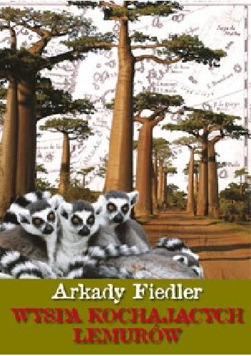 Okładka książki Wyspa kochających lemurów