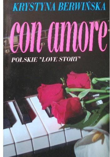 Okładka książki Con amore