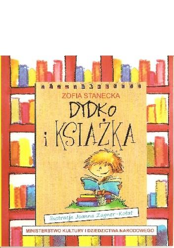 Okładka książki Dydko i książka