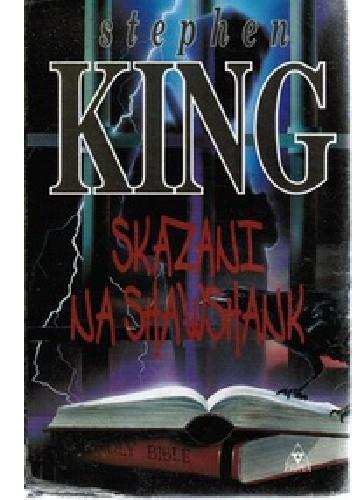 Okładka książki Skazani na Shawshank