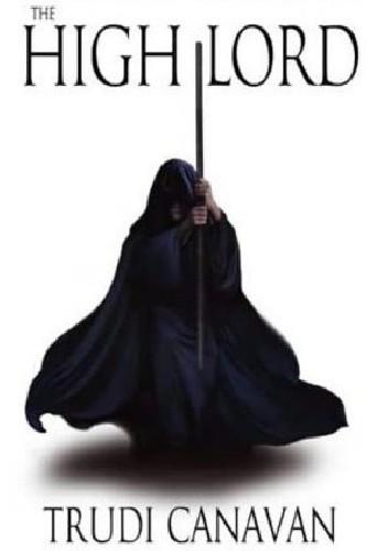 Okładka książki The High Lord