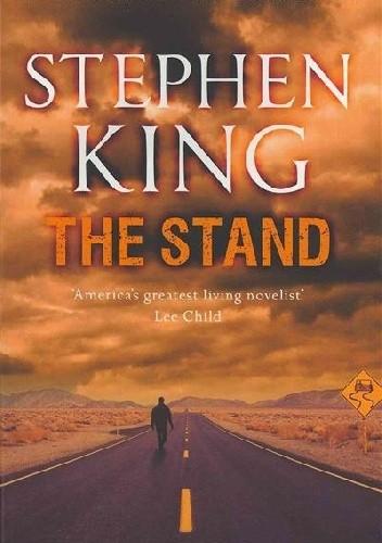 Okładka książki The Stand