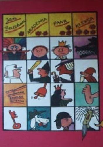 Okładka książki Akademia pana Kleksa