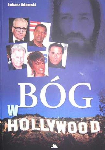 Okładka książki Bóg w Hollywood