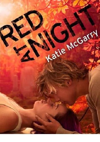 Okładka książki Red at Night