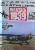 Samoloty RWD.14 i LWS.3