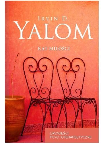 Okładka książki Kat miłości. Opowieści psychoterapeutyczne