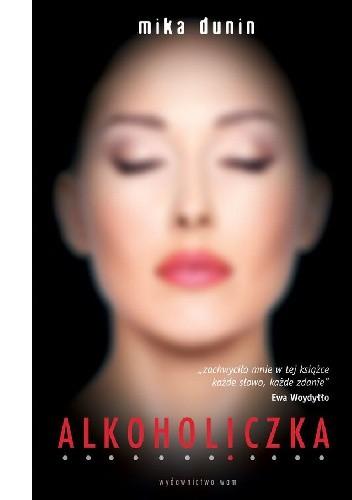 Okładka książki Alkoholiczka