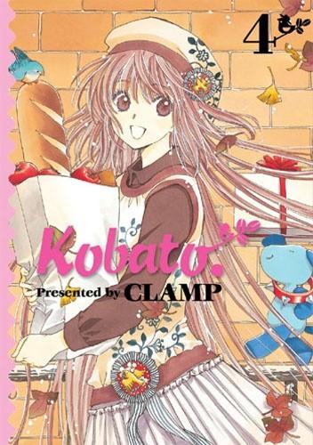 Okładka książki Kobato. 4