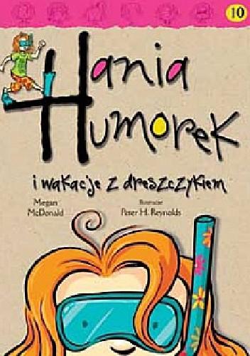 Okładka książki Hania Humorek i wakacje z dreszczykiem