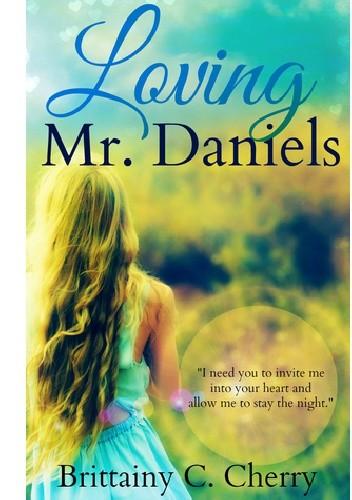 Okładka książki Loving Mr. Daniels