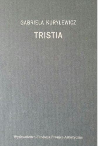 Okładka książki Tristia