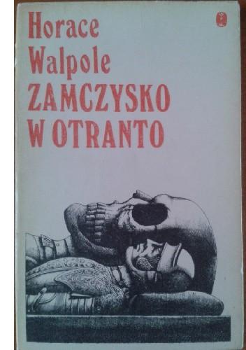 Okładka książki Zamczysko w Otranto