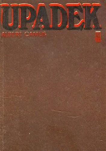 Okładka książki Upadek