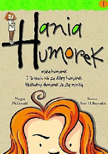 Okładka książki Hania Humorek