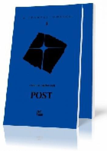 Okładka książki Post - modlitwą ciała i duszy
