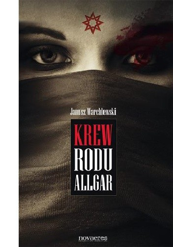 Okładka książki Krew Rodu Allgar