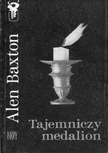 Okładka książki Tajemniczy medalion