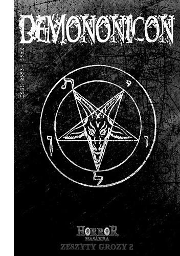 Okładka książki Demononicon