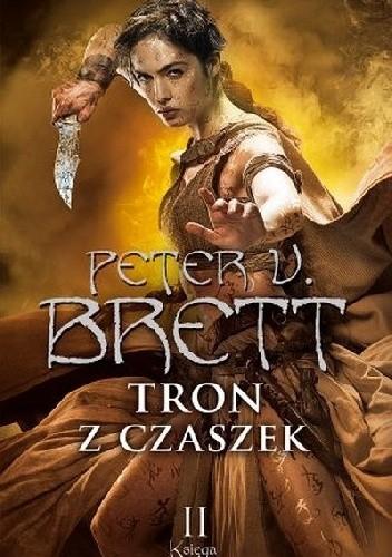 Okładka książki Tron z czaszek: Księga II