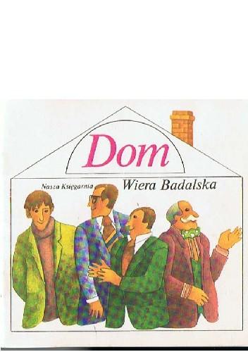 Okładka książki Dom