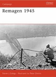 Okładka książki Remagen 1945
