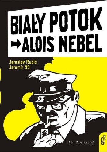 Okładka książki Alois Nebel: Biały Potok