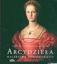 Okładka książki Arcydzieła malarstwa europejskiego