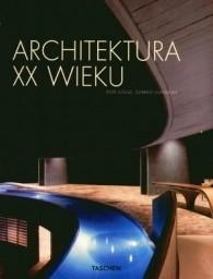 Okładka książki Architektura XX wieku
