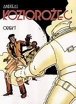 Okładka książki Koziorożec 1. Obiekt
