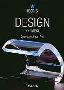 Okładka książki Design XX wieku