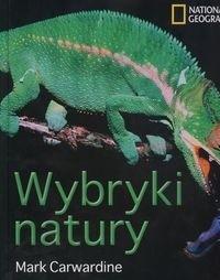 Okładka książki Wybryki natury
