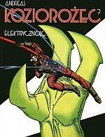 Okładka książki Koziorożec 2. Elektryczność
