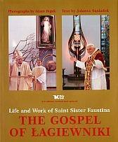 Okładka książki The Gospel of Łagiewniki