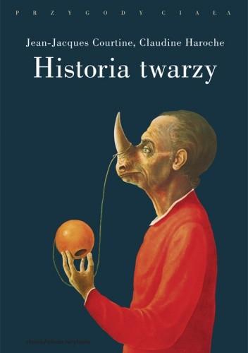 Okładka książki Historia twarzy