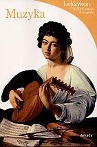 Okładka książki Muzyka Leksykon historia sztuka ikonografia