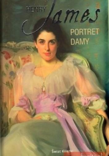Okładka książki Portret damy