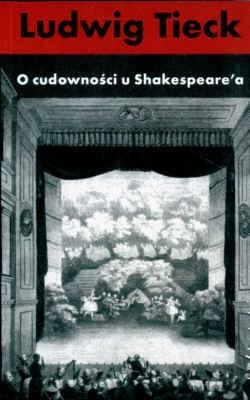Okładka książki O cudowności u Shakespeare'a