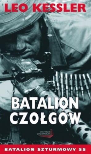 Okładka książki Batalion czołgów